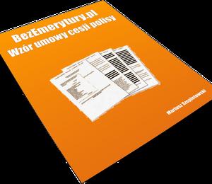 Zobacz okladka cesja s 300x260 - Wzór umowy cesji polisy inwestycyjnej